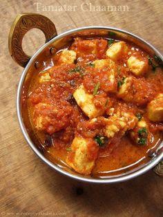 Recepty z Indie II.: Tamatar Chaaman