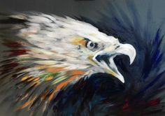 Bald Eagle by Lois - Use the 'Create Similar' button to commission an artist to create your own artwork.
