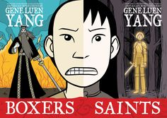 Boxers and Saints. Librarians Love All Kinds of Graphic Novels!: 2014 Great Graphic Novels for Teens via Comics Beat.