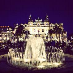 Isn't Monte Carlo beautiful at night? When you #travel with Azamara, overnight stays allow you to really soak up a city's nightlife.     http://www.azamaraclubcruises.com/cruise-ports/mediterranean-black-sea/monte-carlo-monaco