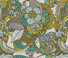 Stella fabric by valentinaramos on Spoonflower - custom fabric