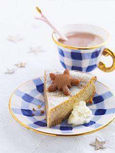 Der hats in sich! weihnachtlicher Gewürz-Käsekuchen | http://eatsmarter.de/rezepte/gewuerz-kaesekuchen-0