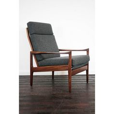 1960s Teak armchair | Johnny Moustache | Vintage And Contemporary Furniture & Homewares