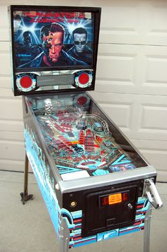 Terminator 2....classic, and super fast game play!