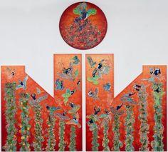 Raqib Shaw | Galerie Rudolfinum