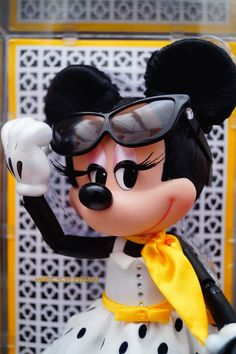 Minnie Mouse Doll, Mickey Mouse, I Miss Her, Disney Dolls, Barbie I, New Dolls, Collector Dolls, Designer Collection, Masquerade