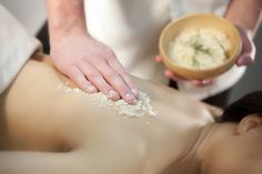 Spa treatment at Crystal Mountain Resort & Spa, Michigan | Great Ski Spa Resorts | Organic Spa Magazine