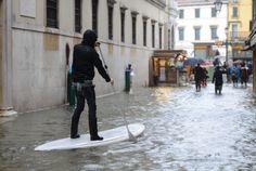 acqua alta Venice   ベネチア 水没 アクア・アルタ Venezia Acqua Alta