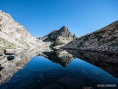 Mirror Lake in Valdieri