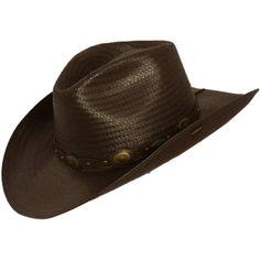 e72ae3a404f8c Stetson Roxbury - Brown Straw Hat
