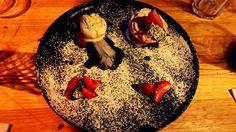 Millefeuille cu căpșuni Pudding, Desserts, Food, Tailgate Desserts, Deserts, Essen, Puddings, Dessert, Yemek
