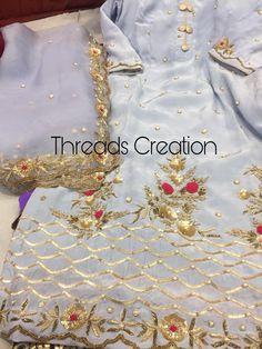 26 Ideas For Womens Fashion Simple Color Combos Punjabi Suits Party Wear, Wedding Salwar Suits, Party Wear Indian Dresses, Designer Party Wear Dresses, Indian Fashion Dresses, Designer Wear, Embroidery Suits Punjabi, Hand Embroidery Dress, Embroidery Suits Design