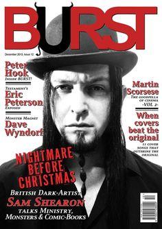 BURST Magazine Issue 12, December 2013 Cover Songs, December 2013, Comic Books, Magazine, Comics, The Originals, Magazines, Cartoons, Cartoons