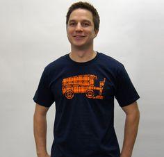 Zamboni t-shirt, by Identity Apparel.