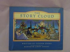 The Story Cloud Children's Book by OzRoad on Etsy