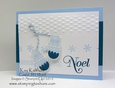 Stamping to Share: 12/31 Last Chance Favorites from the 2012 Holiday Mini