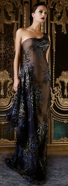Rami Kadi Couture Collection For Spring, Summer - Latest Fashion Styles For Women's 2016 2017 Beautiful Gowns, Beautiful Outfits, Pretty Dresses, Women's Dresses, Dresses 2013, Couture Dresses, Wedding Dresses, Traje A Rigor, Image Fashion