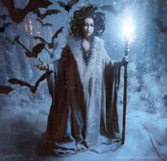 White Witchcraft paintings - Bing Images