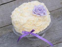 tortas decoradas para el dia de las madres con rosas