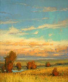 Fall Oaks...Kim Casebeer