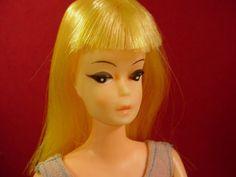 Vintage 1960s Barbie Doll Clone Peggy Ann Hong Kong