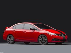 2015 Honda Civic Si in all its glory ♡ wanna drive this someday