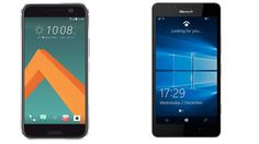 HTC 10 vs Microsoft Lumia 950 Subscribe! http://youtube.com/TechSpaceReview More http://TechSpaceReview.tumblr.com