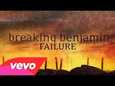 Breaking Benjamin - Failure (Official Lyric Video) - YouTube