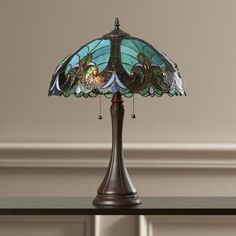 "Rosalind Wheeler 21.3"" H Table Lamp with Bowl Shade & Reviews | Wayfair"