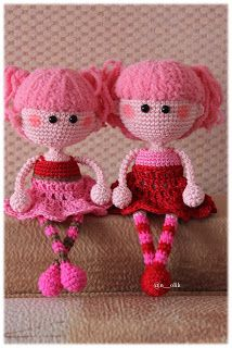 Куколки-сестрички!