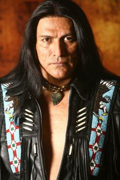 Alan Tafoya is an actor and musician of the Jicarilla Apache Nation.