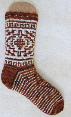 Burntwater Sock side by languagegeek, via Flickr