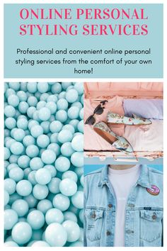Enjoy professional personal styling services from the comfort of your own home! Personal Stylist