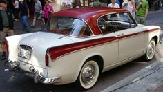1958 Sunbeam Rapier..Re-pin brought to you by agents of #Carinsurance at #HouseofInsurance in Eugene, Oregon