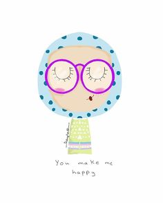 """""""you make me happy just practicing not to forget #hardtimes #practice #hijab #girl #glasses #round #colors #wip #art #lines ##laylaMoslehillustrations…"""""""