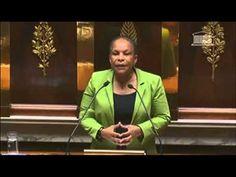 Politique - Mariage pour tous: Discours d'ouverture des débats de Christiane Taubira - http://pouvoirpolitique.com/mariage-pour-tous-discours-douverture-des-debats-de-christiane-taubira/