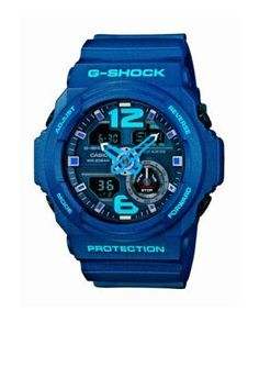 c34aabc3d0e G-Shock Blue Chronograph G-Shock Watch Casio G Shock Watches