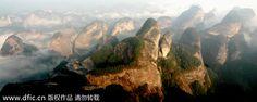 Langshan Mountain [Photo/ic]