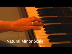 A video to demonstrate major and minor (harmonic, melodic and natural) scales.  Click on the image to visit our page on scales and keys, including descriptions, images and videos, which are ideal resources for the classroom interactive whiteboard, or for anyone wishing to learn more about this music theory topic.