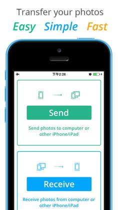 Photo Transfer Pro - Upload and download photos and videos wireless via WiFi by Qiwen Zhang gone Free