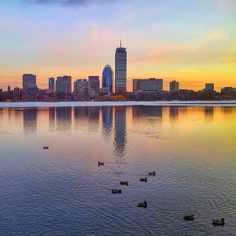 This view never gets old. Photo taken by @nephotopro on Instagram! www.instagram.com #Boston