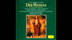 G.F. Handel MESSIAH, Karl Richter
