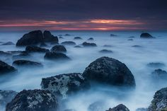 Seascapes - Toby Harriman
