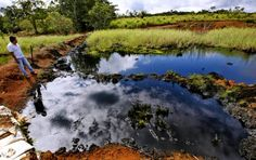 5 mil barriles en Puerto Asís, Col. International Ecology Action 2015