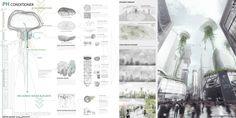 PH Conditioner Skyscraper- eVolo   Architecture Magazine