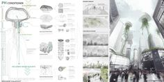 [Hao Tian, Huang Haiyang, Shi Jianwei] PH-conditioner | Honorable Mention 2013 Skyscraper Competition |