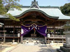 玉祖神社(2012年4月) Tamanooyajinja shrine,Hofu,Yamaguchi,Japan Apr 2012