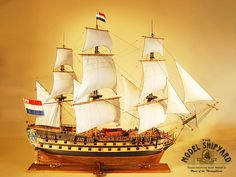 De Delft Model Ship / Saved by Stephen Lok ~START~