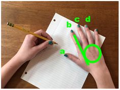 Many students, especially those with dyslexia, struggle with reversing letters. While problems with letter reversals will never completely end for a truly dyslexic student, there are strategies that may lessen the frequency of reversals. One technique that has been beneficial for students is visualizing lowercase b and d on the… Continue reading