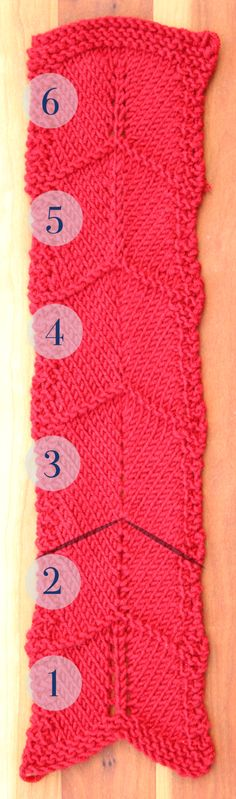 Knitting Increases And Decreases : Images about knitting increases and decreases on